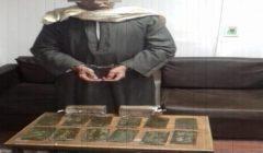 مباحث الأحداث تُلقي القبض على ديلر الحشيش بالقاهرة