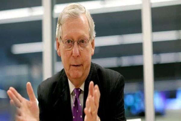 """زعيم الأغلبية الجمهورية بـ""""الشيوخ"""": أتوقع محاكمة ترامب الثلاثاء"""