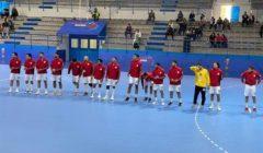 بطولة أفريقيا لليد.. مصر تستعرض على كينيا وتسجل 44 هدفاً لتواصل تصدر مجموعتها