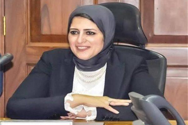 وزيرة الصحة تتفقد مستشفى الأقصر الدولي.. وتشيد بمعدل التجهيزات
