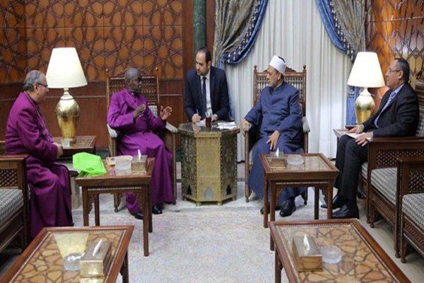 الإمام الأكبر: الأزهر سعى للتواصل مع كافة المؤسسات الدينية لتحقيق الأمن والسلام العالمي