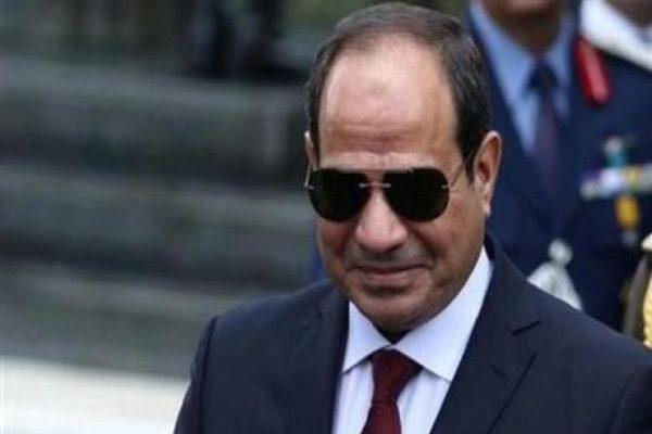 الرئيس السيسي يصل القاهرة قادمًا من إنجلترا