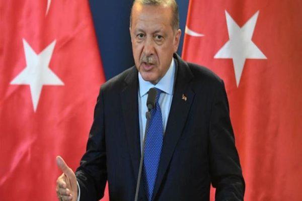 أردوغان يقوم بزيارة عمل إلى الجزائر غدًا .