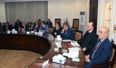 وزير الإسكان ومحافظ القاهرة يستعرضان مُخطط تطوير كنيسة العذراء بالزيتون