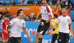 خطوة على حلم طوكيو 2020 .. منتخب اليد يصطدم بالجزائر في نصف نهائي البطولة الأفريقية