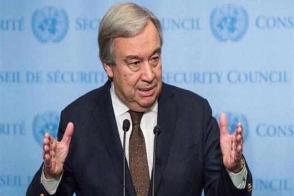 جوتيريش يشيد بنتائج قمة برلين بشأن ليبيا ويدعو لتصديق مجلس الأمن عليها