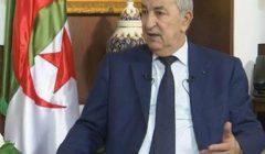 رئيس الجزائر: مشكلة ليبيا هي الحرب بالوكالة وبسط النفوذ