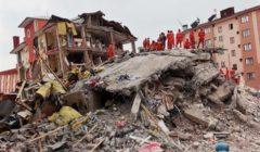 تركيا تعلن ارتفاع عدد قتلى الزلزال إلى 14 شخصًا