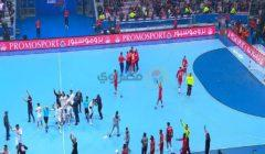 بعد الشغب أمام مصر.. تونس مهددة بالاستبعاد من ملحق الأوليمبياد وبطولة العالم