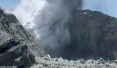 ارتفاع حصيلة الوفيات إلى 21 بسبب ثوران بركان نيوزيلندا