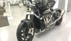 دراجة بقوة 480 حصان.. ماذا تقدم EV8 من شركة Zef Eisenberg لقائدها لتباع بـ 3.2 مليون جنيه