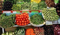 ارتفاع الباذنجان وتراجع الكوسة.. أسعار الخضر والفاكهة في سوق العبور اليوم