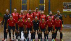 مصر تفوز على أنجولا وتتأهل إلى نصف نهائي أمم أفريقيا للصالات