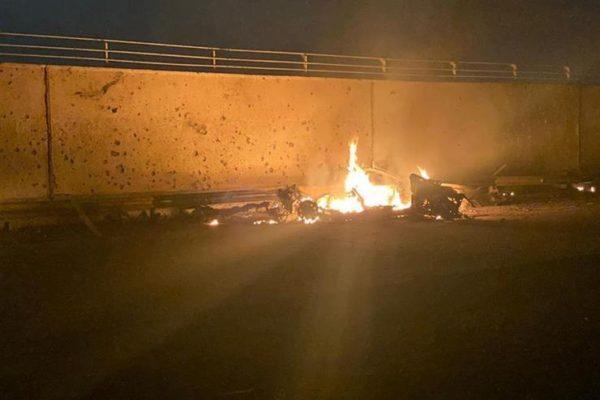 """مقتل سليماني.. أمريكا تلقي بعود الكبريت وإيران تتوعد بـ""""انتقام قاس"""""""
