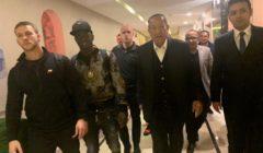 أمن ليفربول يمنع الإعلام من التواصل مع ساديو ماني عقب وصوله للغردقة