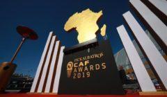 """بالفيديو.. موقف طريف لـ""""كامل أبو علي"""" أثناء حفل تسليم جوائز الأفضل بأفريقيا"""
