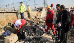 مصادر: التقييم الأولي لسقوط الطائرة الأوكرانية يستبعد تعرضها لهجوم صاروخي