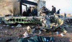 """تقرير إيراني: الطائرة الأوكرانية المنكوبة استدارت للعودة بسبب """"مشكلة"""""""