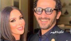 شاهدوا منزل أحمد حلمي ومنى زكي من الداخل لأول مرة .. لن تصدقوا فخامة الديكورات والأثاث .. بالصور