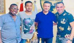 """""""أحمد عيد عبدالملك مديرًا للكرة في نادي """"النجوم"""