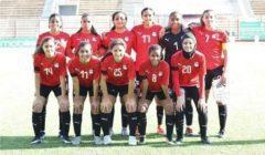 منتخب الكرة النسائية المصري يختتم معسكره استعدادًا للمغرب