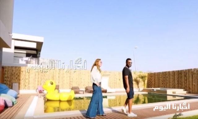 شاهدوا منزل أحمد فهمي وهنا الزاهد من الداخل لأول مرة .. لن تصدقوا مدى بساطة الديكور العصري والأثاث .. بالصور