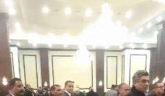 فريد الديب يقدم العزاء في الرئيس الأسبق حسني مبارك