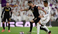 مانشستر سيتي يفوز على ريال مدريد 2-1 في دورس أبطال أوروبا