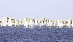 بطولة القوارب الشراعية: الرياح القوية «فرصة» للمتسابقين