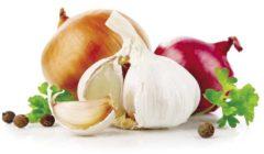 زود جهازك المناعى بهذه الأطعمة: «البصل والثوم» على رأسها
