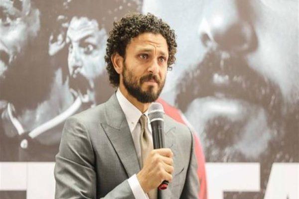 حسام غالي يدخل في نقاش حاد مع وكيل لاعبين بسبب استثمار الأهلي في محترفيه