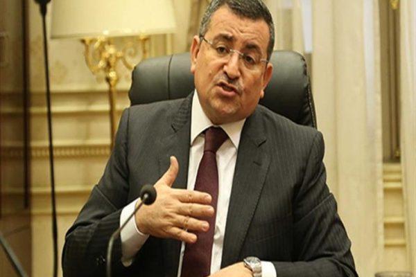""""""" نستحدث وزارة لها اختصاصات"""".. وزير الإعلام يكشف سبب عدم ظهوره منذ توليه منصبه"""