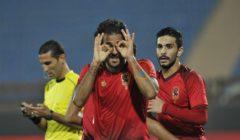 وليد أساسي ومروان محسن يقود هجوم الأهلي أمام المصري