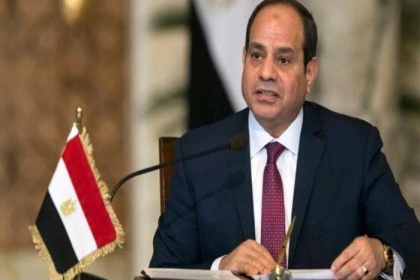 السيسي يهنئ رؤساء موريتانيا وتونس والجزائر بمناصبهم