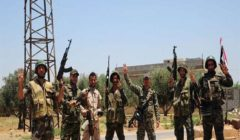 الجيش السوري يسيطر على بلدة العيس الاستراتيجية بريف حلب الجنوبي