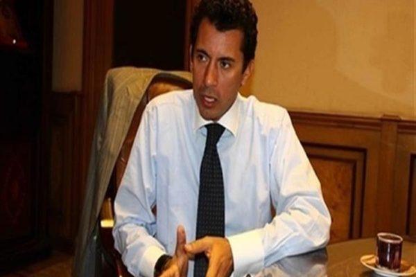 أشرف صبحي: رصدنا 3 مليارات لمشروعات الشباب
