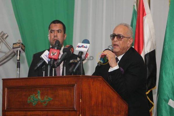 أبو شقة: حزب الوفد حماية للدولة للمصرية