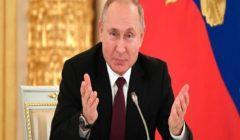 بوتين يشيد بإسهام الدبلوماسيين الروس فى تحقيق الاستقرار في سوريا