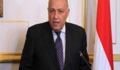 شكري ونظيرته البلغارية يبحثان الأوضاع في ليبيا والقضية الفلسطينية
