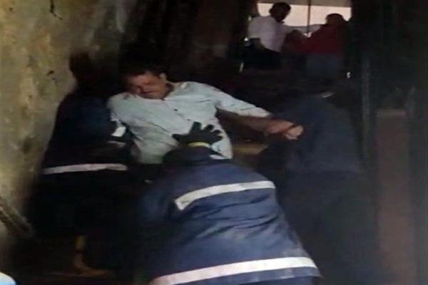 الحماية المدنية تنقذ أسرة من الموت داخل مصعد عقار بمدينة نصر