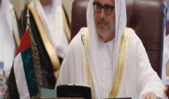قرقاش: الدور العربي ضروري لحل الأزمة الليبية