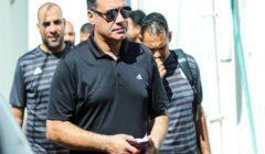 إيهاب جلال: سير المباراة لا يدل على النتيجة.. والـVAR سيحل مشاكل التحكيم