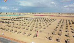 تفوق على تركيا وإيران..الجيش المصري التاسع عالميا