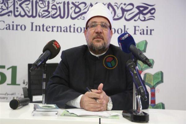 أول تعليق من وزير الأوقاف على قرار السعودية بوقف تأشيرات العمرة