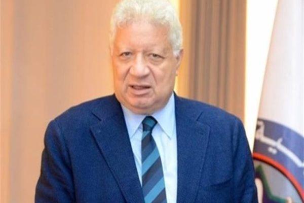 مرتضى منصور: الجنايني يتربح من عمله في اتحاد الكرة