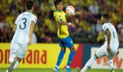 """""""ينضمان لمصر و11 منتخباً"""".. البرازيل والأرجنتين لأولمبياد طوكيو 2020"""