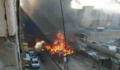 قتلى وجرحى بانفجار سيارة مفخخة في عفرين بشمال غربي سوريا