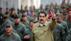 قوات فنزويلية تحتشد بالقرب من حدود كولومبيا لإجراء مناورات