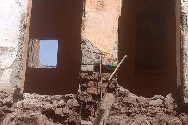 محافظة القاهرة: مصرع 3 أشخاص في انهيار عقار بالشرابية