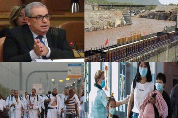 حدث ليلاً| تطورات أول حالة كورونا في مصر وتفاصيل مفاوضات سد النهضة